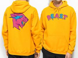 Frosted Beast Hoodie Mr Beast Yum Yum Hoodie MrBeast Merch Adult Mr Beas... - $33.98+