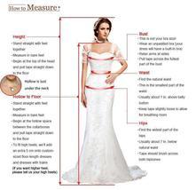 New Style Elegant Satin Lined Long Sleeve Lace Illusion Mermaid- Trumpet Bridal  image 7