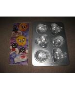 Wilton Looney Tunes Sylvester & Tweety Bird Mini Pan 1994 Vintage - $24.74