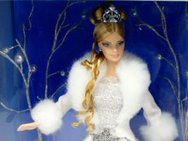 2003 Mattel Winter Fantasy Special Edition Holiday Visions Barbie  #B251... - $29.03