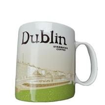 Starbucks Dublin Icon City Collector Series Coffee Tea Mug 16 Oz 2017 - $38.69