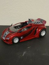 "2006 Marvel Spider-Man Action Figure WEB ROCKET SPIDER Car - Hasbro 12"" ... - $79.95"