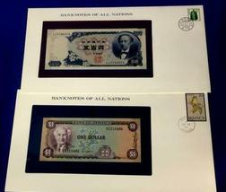 Vintage Franklin Mint - 135 Complete Uncirculated Banknotes of All Nations World image 6