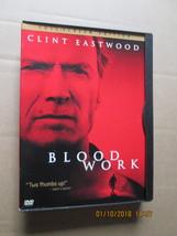 Blood Work dvd  Full-Screen Edition Clint Eastwood - $6.24