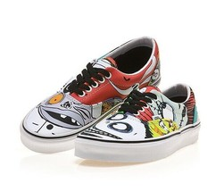 VANS Disney ERA The Nightmare before Christmas Shoes VN0A4BV4T2T - $89.80