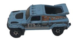 Mattel Matchbox 2006 Die Cast Ridge Raider Vehicle Toy MB716 Blue 1/64 - $2.00