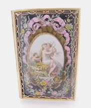 Tiffany & Co. Victorian Card Case with Woman & Cherubs (#J3882) - $5,177.50