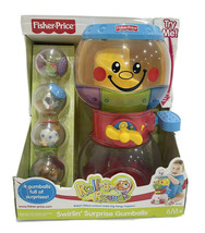 Fisher Price Roll-A-Rounds with Swirlin Surprise Gumball Machine w/4 Bal... - $79.99