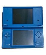 Nintendo DSi Sky Blue TWL-001 Handheld Video Game system No Power Cord O... - $42.56