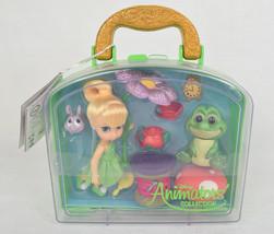 "Disney Collection Tinker Bell Animator Mini Doll Playset 5""  - $34.65"