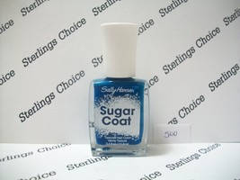 Sally Hansen Sugar Coat Textured Nail Color Polish #500 Razzle-berry - $5.26