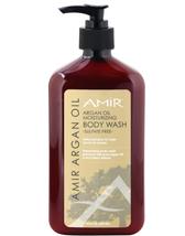 Amir Argan Oil Moisturizing Body Wash, 18oz