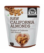 Wonderland Foods California Raw Almonds (1Kg) - $31.99