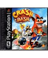Playstation  -  Crash Bash - $28.95
