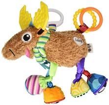 Lamaze Mortimer The Moose, Clip On Toy - $19.98