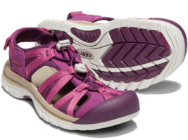 Keen Venice II H2 Size 7 M (B) EU 37.5 Women's Sport Sandals Shoes Grape... - $74.96