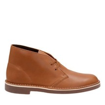 Clarks Bushacre Men's Tan Leather Desert Boot 26100118 - $130.00