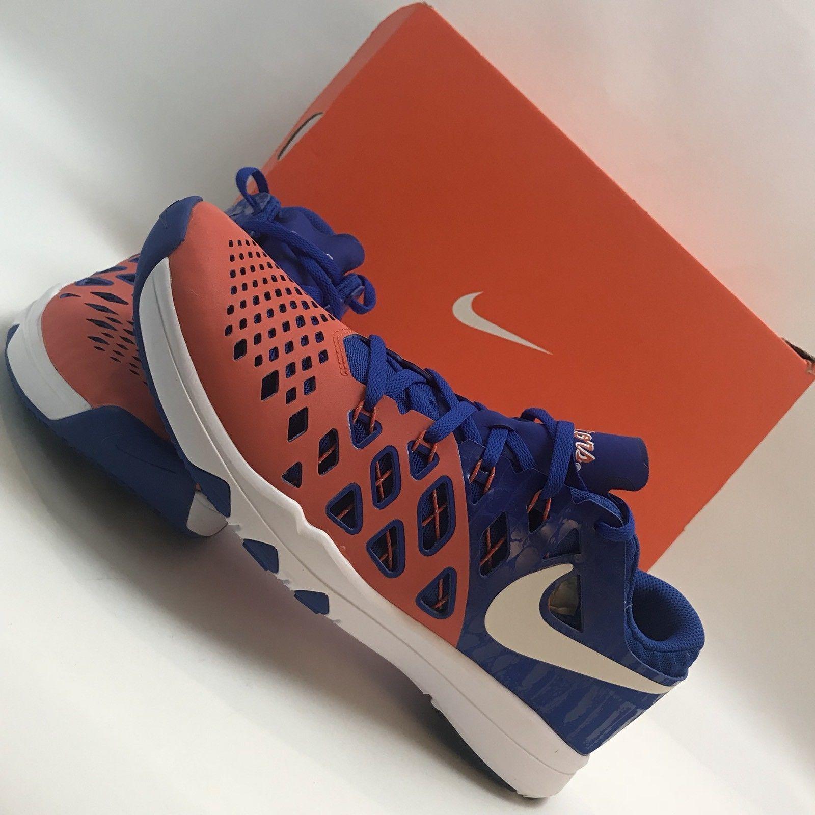 huge discount 6b4b7 86b06 S l1600. S l1600. Nike Train Speed 4 AMP University Of Florida Gators Mens  Shoe Size 10 NWB