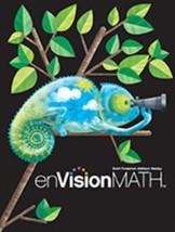 Scott Foresman-Addison Wesley enVision Math, Grade 4 - $19.95