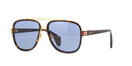 Gucci Sunglasses GG0448S Man's Sunglasses Square Frame Authentic 58mm - $265.00
