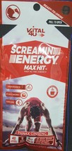 Screamin Energy Max Hit Energy Shot Panax Ginseng Coffee Mocha Flavor- 2... - $38.65