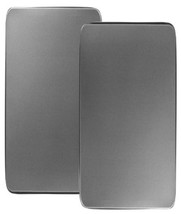 Reston Lloyd R880S Rectangular Burner Cover, Stainless Steel, Set of 2, ... - $28.10