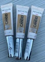 Revlon Photoready Candid Antioxidant Concealer #060 Deep 60 Lot Of 3 NEW - $16.19