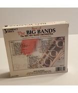 Original Vintage 1991 BEST OF THE BIG BANDS BBC Orchestra 3 CD Set.   - $14.00