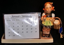 "M. I. HUMMEL...PERPETUAL CALENDER...(PICTURE HOLDER)...MARK#7....""SISTER... - $98.99"