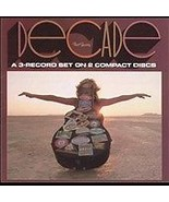 Decade by Neil Young (CD, 1988, 2 Discs, Reprise) greatest hits type of set - $14.65