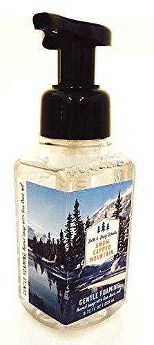 Bath Body Works Gentle Foaming Hand Soap Snow Capped Mountain
