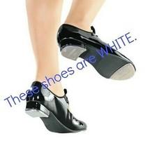 So Danca TA35 Children's Size 1 Fits 13.5) Medium White Classic Tie-Up T... - $18.80