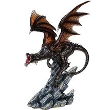 Ferocious Elemental Protector Guardian Dragon Collectible Figurine Serie... - £75.87 GBP