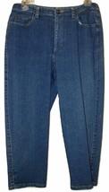 Liz Claiborne Women's 10 P Capri Jeans Denim Pants - $13.32