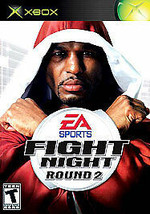 Fight Night: Round 2 (Microsoft Xbox, 2005) - $1.98