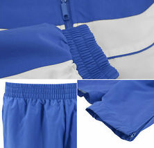 Men's Work Out Jogging Gym Fitness Straight Leg Tracksuit Set w/ Defects 3XL image 3