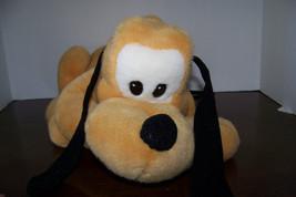 "Disney Plush Pluto 19"" - $8.62"