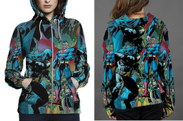 Infinite Crisis Zipper Hoodie Women's - $48.99+