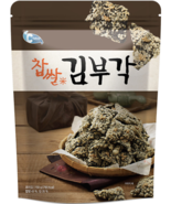 Seaweed Chips with Rice 150g X 2 PCS - $40.01