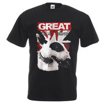 Great English Bull Terrier Dog T-Shirt - $21.99
