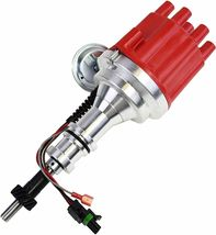 Pro Series R2R Distributor Ford SB Windsor 221 260 289 302 5.0 L 289/302W Red image 6