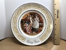 Avon Betsy Ross Plate - $25.00