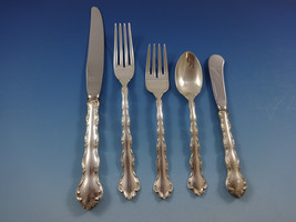 Tara by Reed and Barton Sterling Silver Flatware Set For 8 Service 44 Pieces - $2,400.00