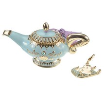 Disney character Princess Aladdin Jasmine lamp accessory case with charm - $66.33