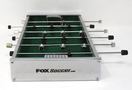FOX Sports Plus Channel Promo Soccer Tabletop Mini Foosball Kicker Game ... - $26.64