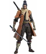 Max Factory figma SEKIRO SHADOWS DIE TWICE Action Figure Japan New with ... - $149.60
