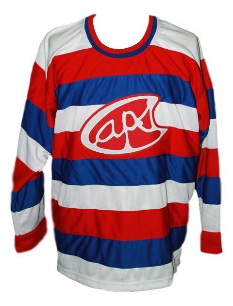 Regina capitals caps retro hockey jersey 1920  1