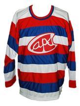 Any Name Number Regina Capitals Caps Retro Hockey Jersey 1920 New Any Size image 1