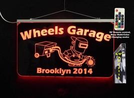 Personalized Welder Sign, Bar Sign, Garage Sign, Custom LED Sign - $142.00