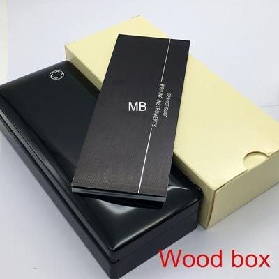 Luxury Pen Box with The papers Manual booklet For Gift mb case supply image 8